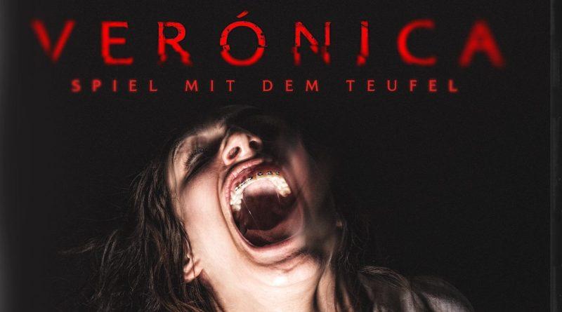 Verónica Spiel mit dem Teufel Blue Ray Koch Media Films Review Titel