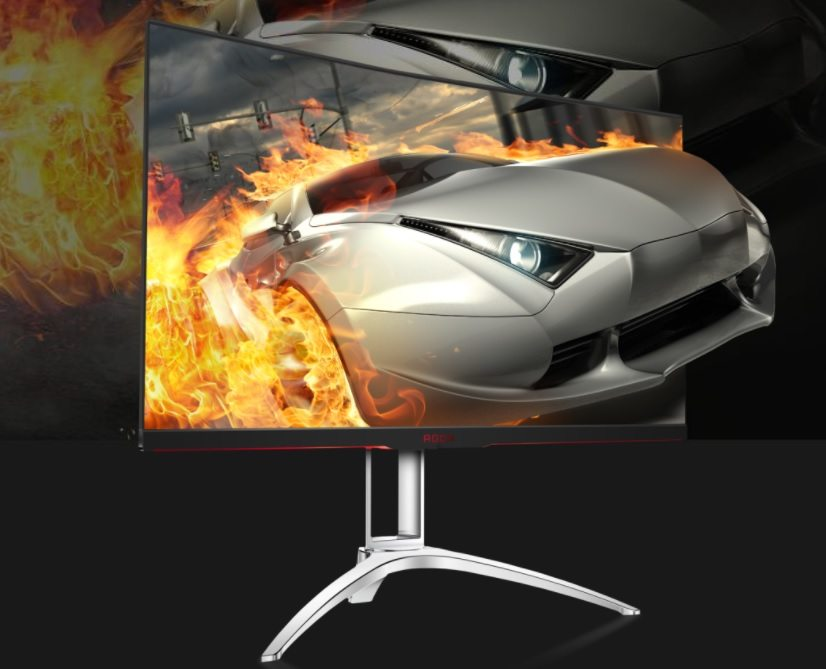 AOC AGON AG272FCX Curved Full HD Monitor im Test