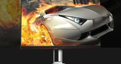 AOC AGON AG272FCX FULL HD GAMING MONITOR CURVED TITEL