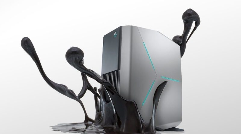 Alienware Aurora R6 Review Test Gaming PC High End Titel