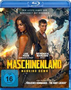 Maschinenland Mankind Down Revolt Action Movie Film Gewinnspiel Packshot