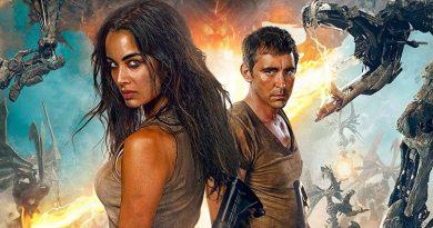 Maschinenland Mankind Down Revolt Action Movie Film Review Test Titel