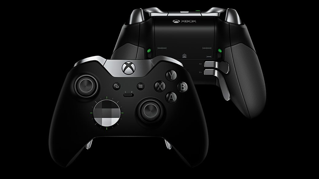 Xbox Elite Wireless Controller - Der Über-Controller?
