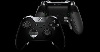 Xbox One Elite Controller Wireless Titel