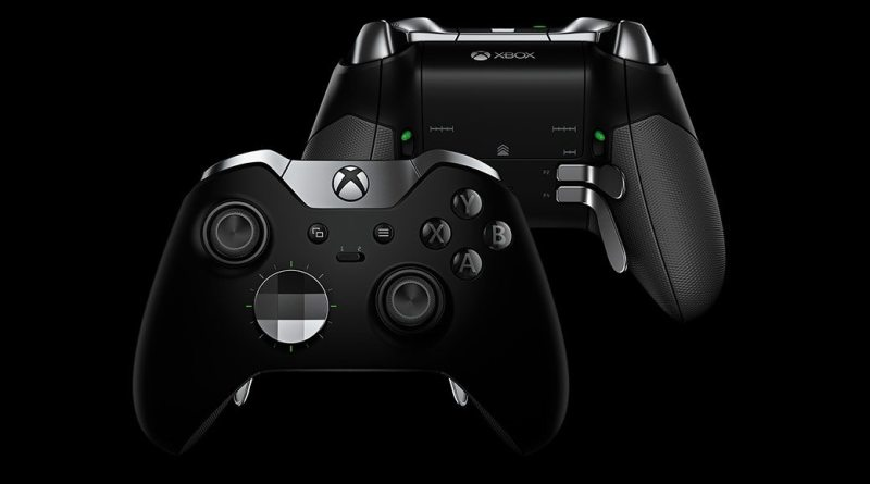 Xbox One Elite Controller Wireless Titel