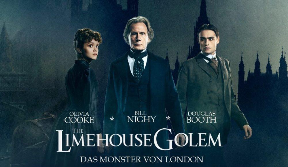The Limehouse Golem - Ein blutrünstiger Mörder sucht London heim