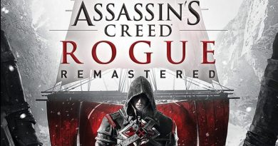 Assassin's Creed Rogue Remastered Review Test Titel