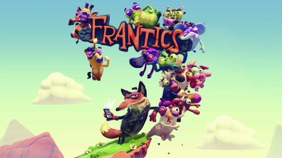 Frantics - Das ausgefuchste Party-Game im Test
