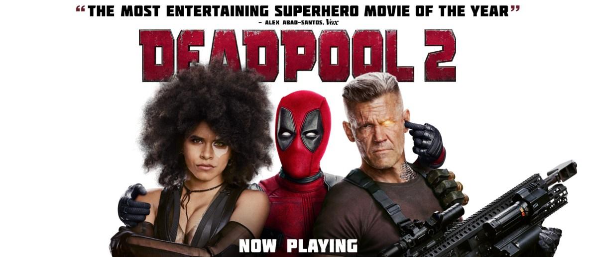 Deadpool 2 Review - Noch besser als der erste Teil?