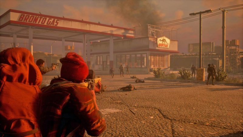 State of Decay 2 Microsoft Xbox One PC Zombie Survival Simulation Test Kritik Kampf