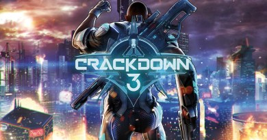 Crackdown 3 E3 2018 XboxE3 Pressekonferenz Press Briefing Titel
