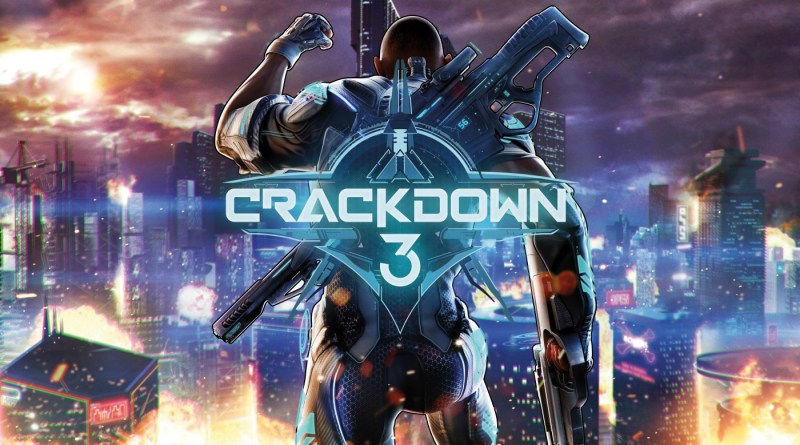 Crackdown 3 E3 2018 XboxE3 Pressekonferenz Press Briefing Titel