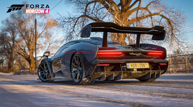 Forza Horizon 4 Xbox One Microsoft E3 2018 Briefing XboxE3