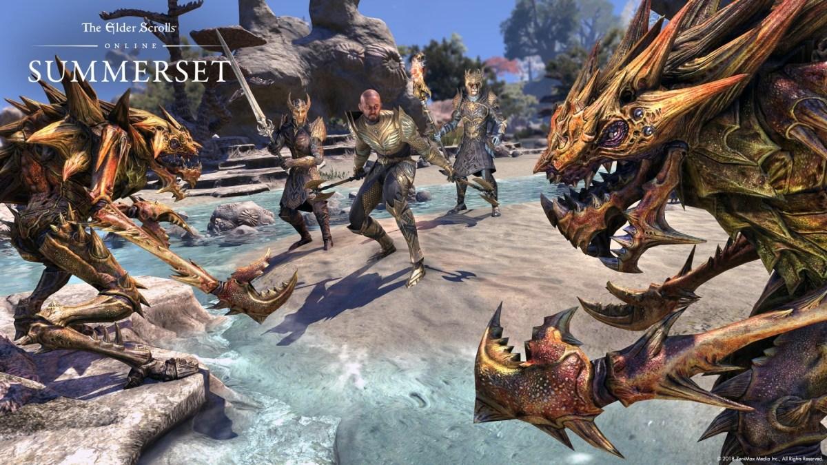 Summerset - Eine würdige Erweiterung für The Elder Scrolls Online?