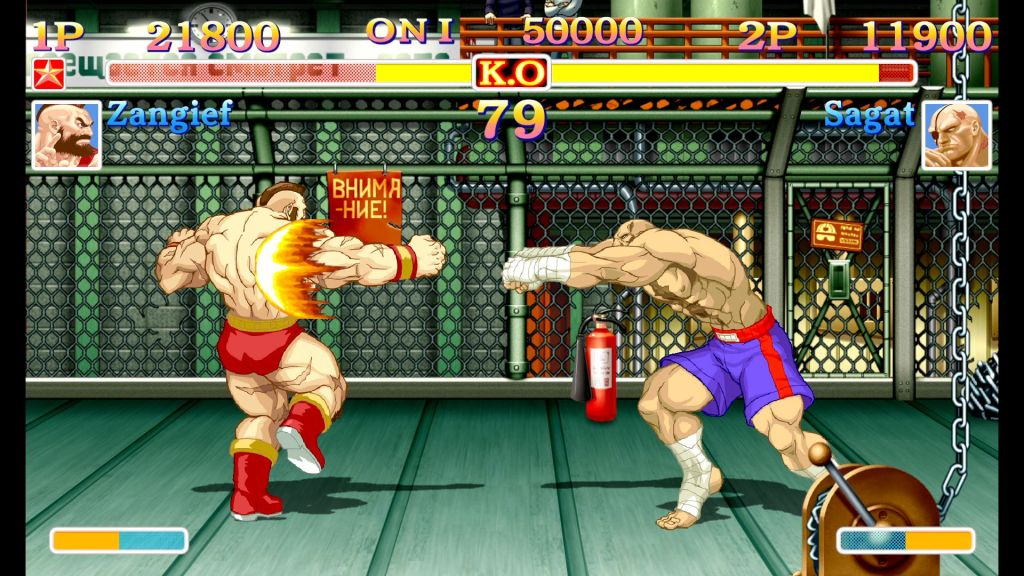 Capcom anuncia Ultra Street Fighter II The Final Challengers para Nintendo Switch-3-GamersRD