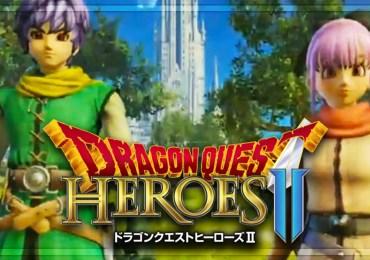 Dragon Quest Heroes I & II anunciado para Nintendo Switch-GamersR