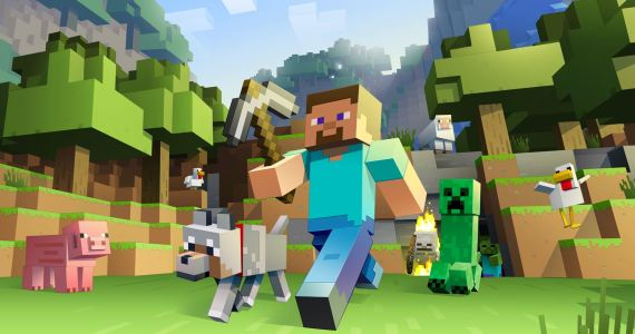 Minecraft confirmado para Nintendo Switch-GamersRD