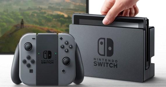 Nintendo prevé vender alrededor de 40 millones de Nintendo Switch de aquí al 2020