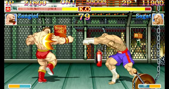 Ultra Street Fighter II The Final Challengers tendrá juego online-GamersRD