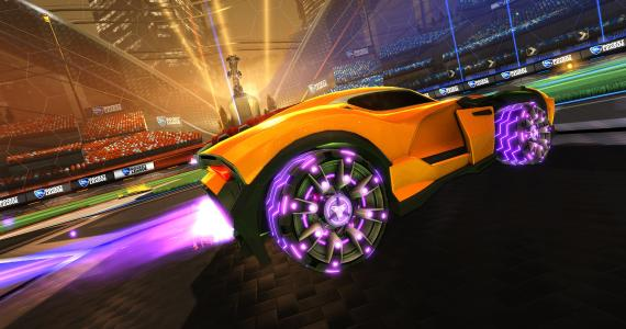 temporada 4 de Rocket League-gAMERSrd