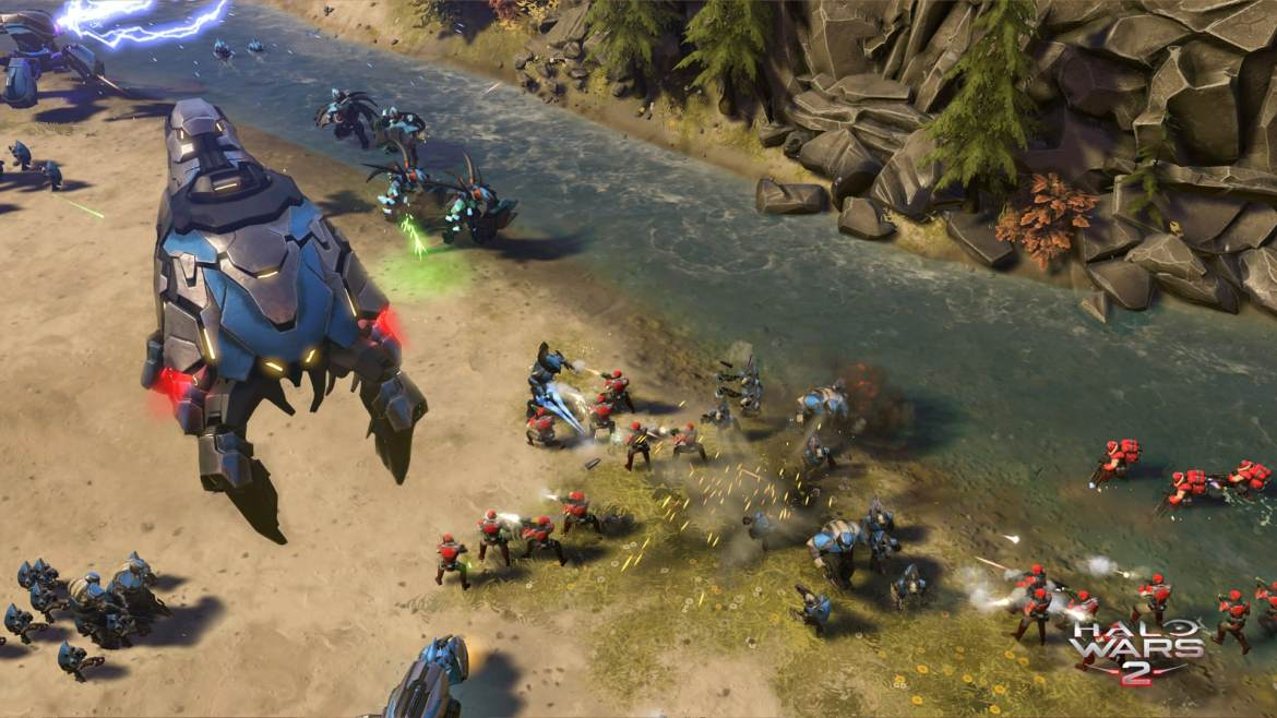 La beta de Halo Wars 2 el 20 de Enero para Xbox One y Windows 10