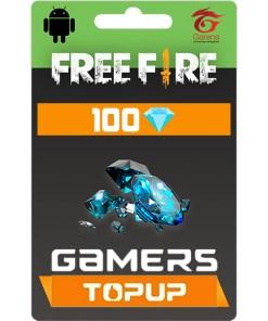 free fire 100 diamond top up bd