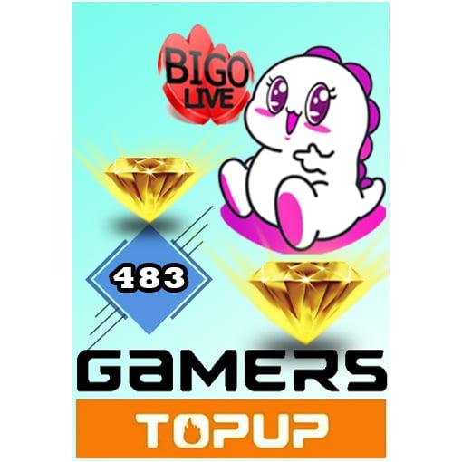 BIGO Live Diamonds Direct Top Up