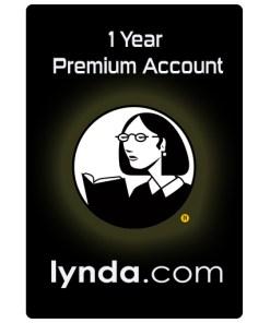 Lynda Premium Account