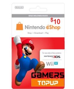Nintendo eShop Gift Cards bd