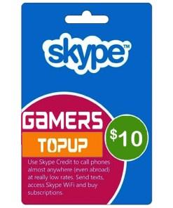 skype credit Card bd