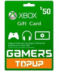 Xbox Gift Card By Bkash