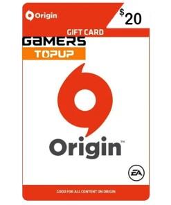 EA Origin Gift Cards BD