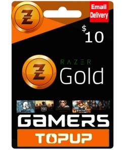 reload razer golds
