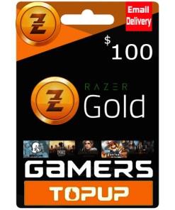 reload razer gold