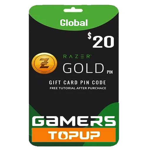 razer gold gifts card