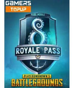 PUBG Mobile Royale Pass Pack
