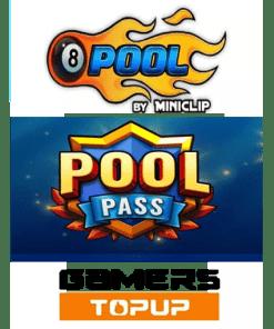 8 Ball Pool pass