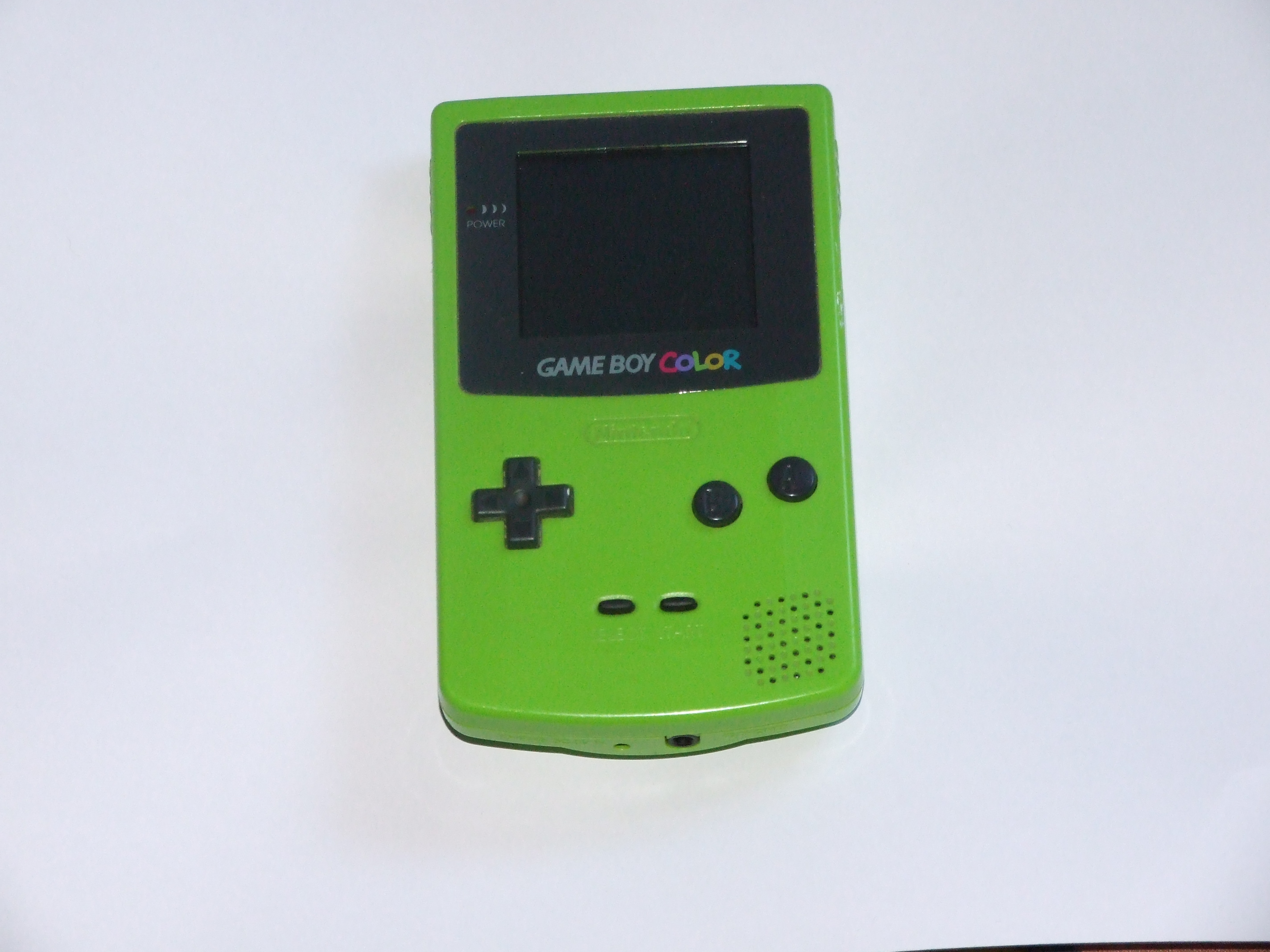 Game Boy Color (Green)