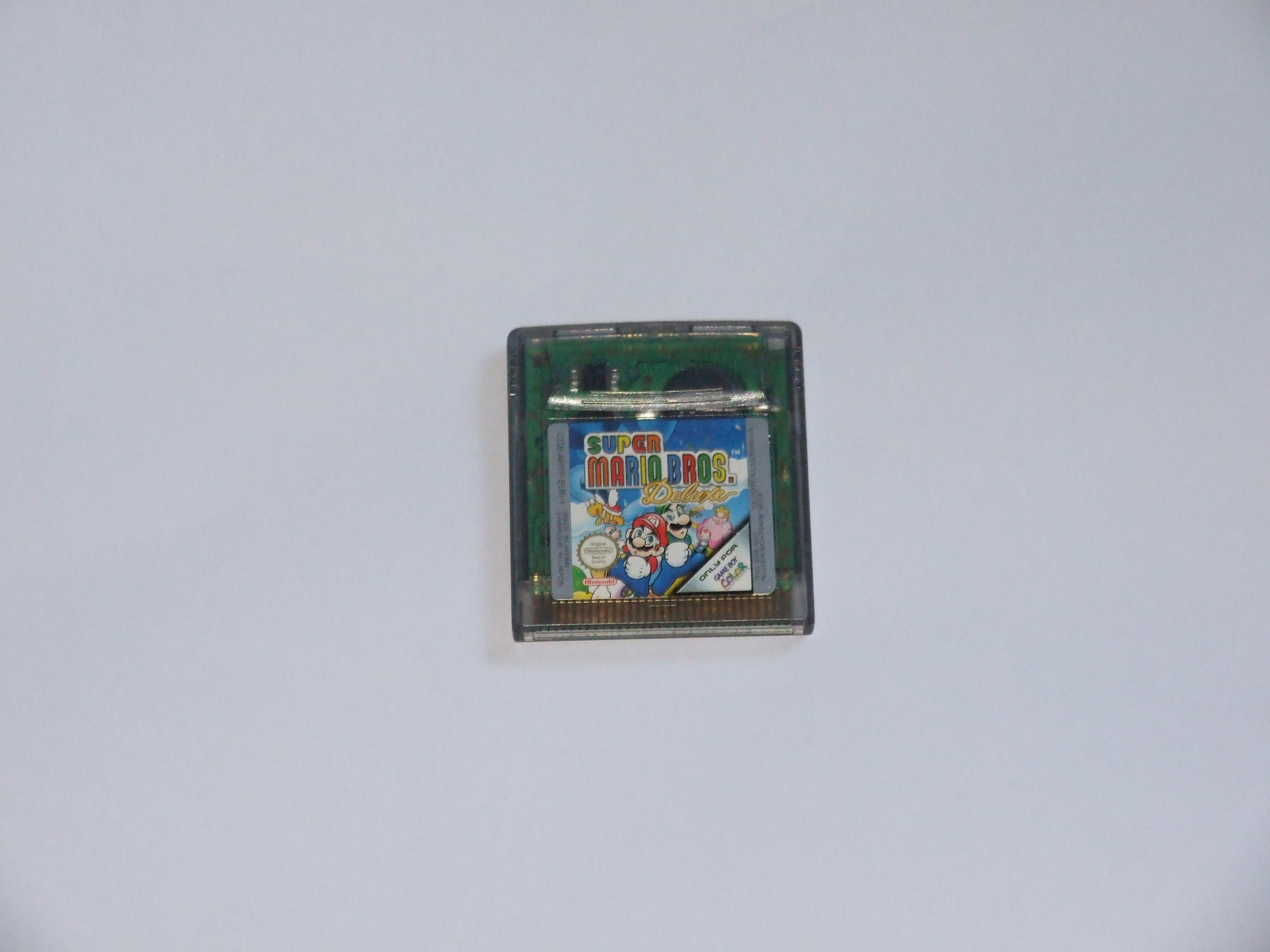 Super Mario Bros. Deluxe (Cartridge)