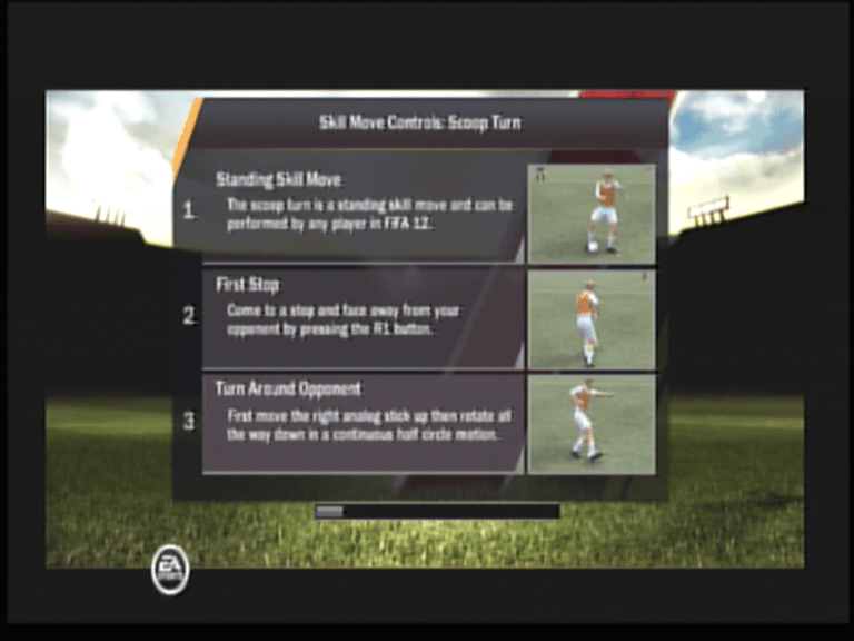 FIFA 12 [PS2] - Screenshot - Load Screen