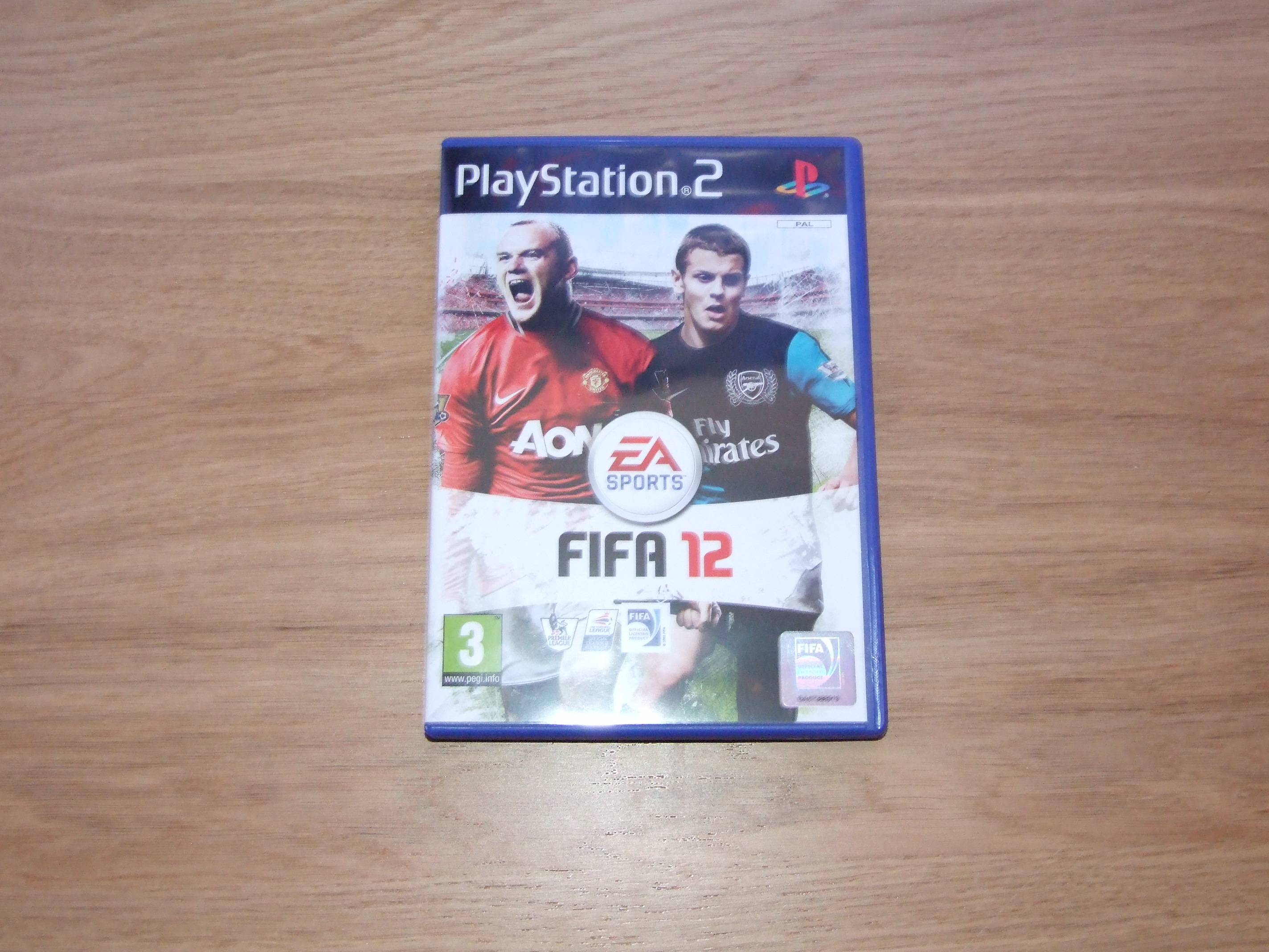 FIFA 12 [PS2] - Case - Front Cover