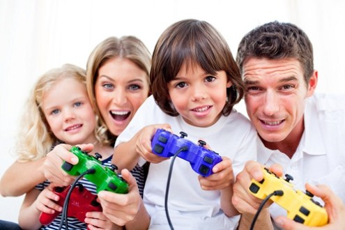 Five Amazing Games to Try Out Next Family Game Night In this modern technological world  video games can absolutely be a staple  for your family game night
