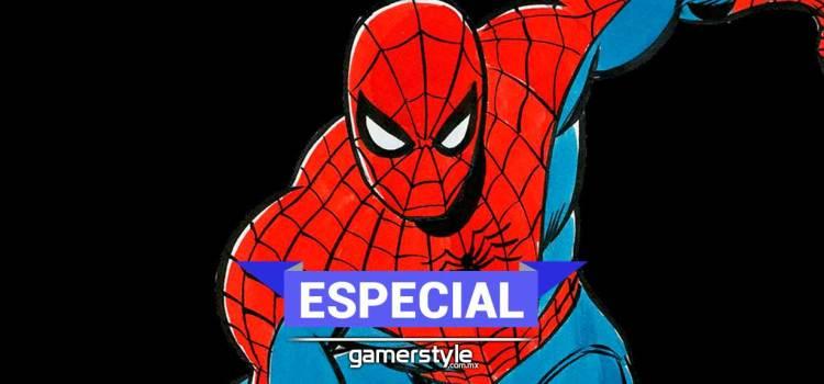 Especial: Spider-Man 55 años de poder y responsabilidad