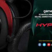 Día del Gamer: gana unos audífonos HyperX Cloud con HyperX y GamerStyle