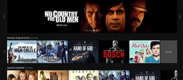 Amazon Prime Video llega a PlayStation