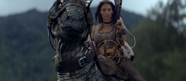 ARK: Survival Evolved estrena trailer Live Action