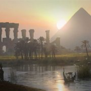 Egipto: Guía del viajero a la Assassin's Creed Origins