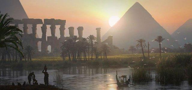 Egipto reducido a arena en el nuevo trailer de Assassin's Creed: Origins