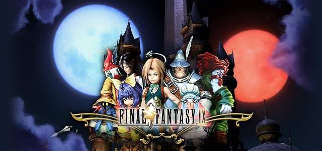 Final Fantasy IX ha hecho su arribo a PlayStation 4