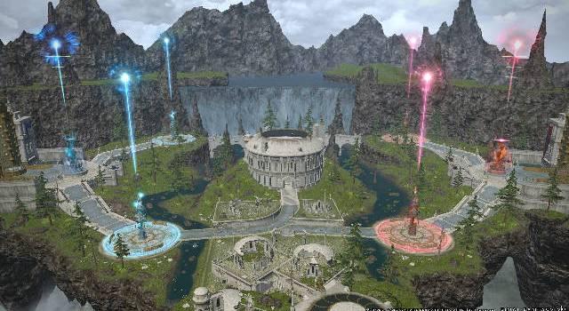 Información de la actualización 4.1 de Final Fantasy XIV
